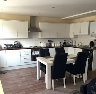 2 bed fully equipped apartment near to town centre - Ludlow - Pis