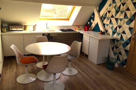 Magnifique appartement - campagne A - Wohnung