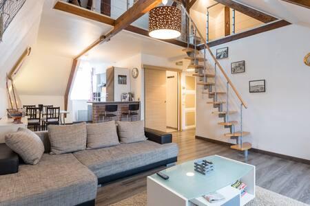Appartement Duplex refait à neuf