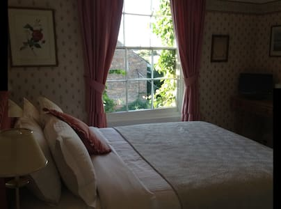 Double room with large bathroom - Bed & Breakfast