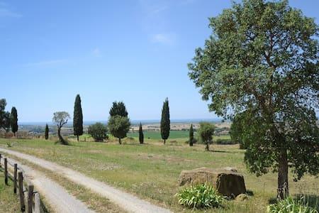 Marella's Villa in Garavicchio - Capalbio - Villa