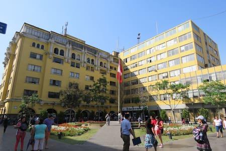 Departamento en el centro histórico - Apartment