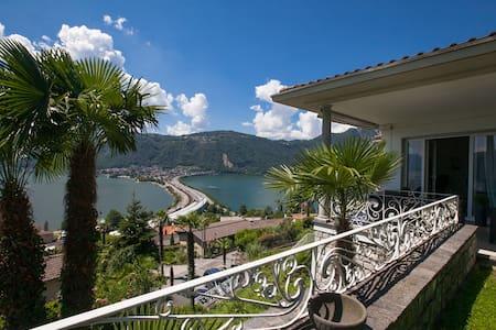 Villa Lago Lugano - Bissone - Villa