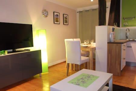 Sommergutshaus Ferienwohnungen - FeWo Apfelwiese - Wohnung