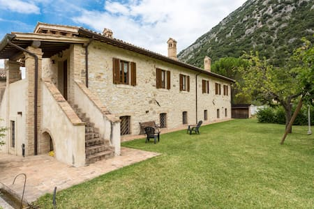Casolare in the heart of Italy - Villa