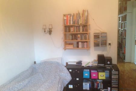 Separate room, flat close to centre - Lausanne - Apartment