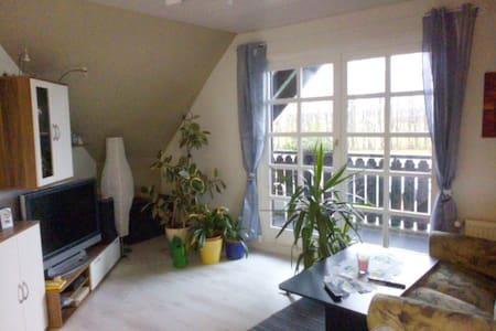 Gästewohnung mit Balkon - Apartment