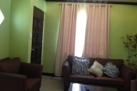 Cozy 2 bedroom house - Rumah