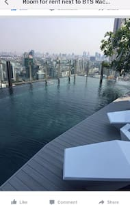 Great location, 5 min to BTS Siam - Apartamento