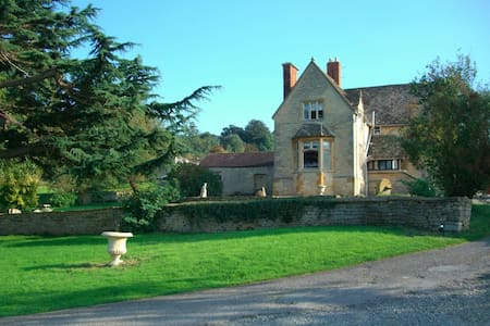 Middle Stanley House - Gloucestershire - Huis