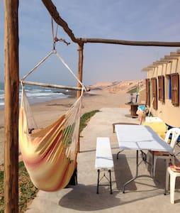 Maison de plage, 35 km sud Agadir  - Plage Takad  - Casa