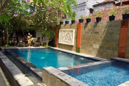 a Simply and Beauty in central Ubud - Ubud - Bungalow