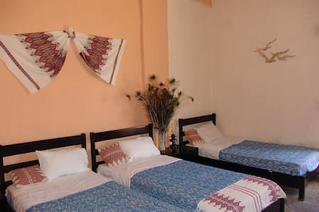 Arolithos Village-Family room-4beds - Tylissos