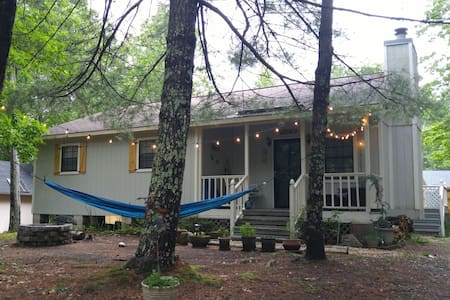 Cottage in the Sky -Smoky Mountains w/lake - Tallassee