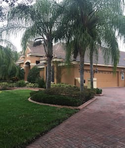 Luxury Vacation Home in Gated Community- Tampa - Casa