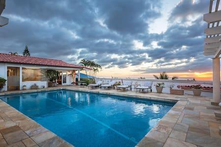 Panoramic Ocean View above Wailea