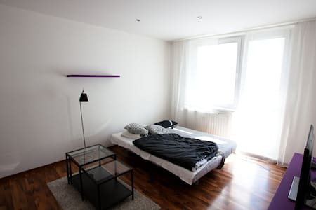 Nice flat near Brno city centre for 2 persons - Apartment