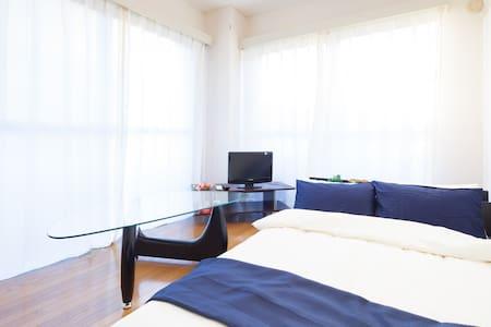 渋谷まで5分! 日当たりの良いお部屋! 都内アクセスに便利! 3人まで宿泊可! 無料WiFi付 - Setagaya-ku - Byt