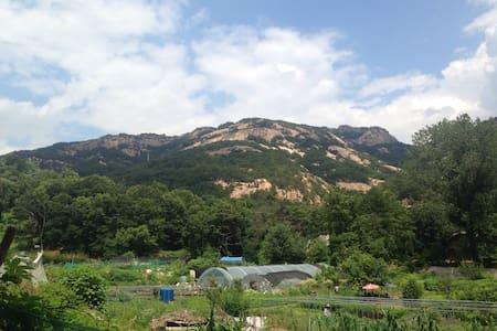 Bukhansan Mt. Town - Casa