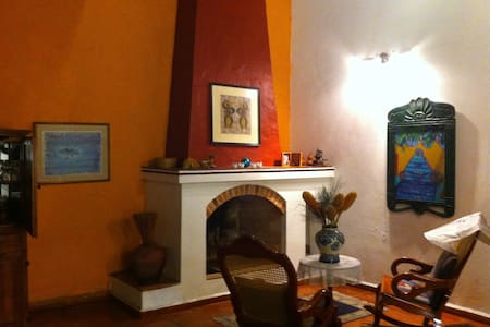Coatepec, Vercruz. Pueblo mágico - Rumah