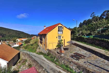 Traditional galician house with seaviews - Laxe