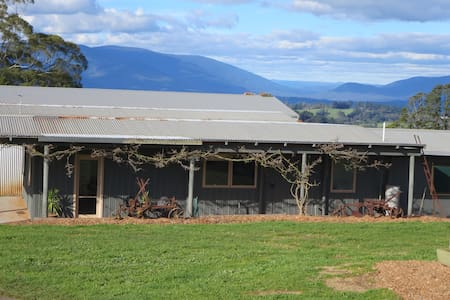 Cherry Orchard Cabin - YARRA VALLEY - Wandin North - Blockhütte
