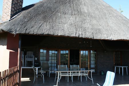 Chalet 74 Tswene Mabalingwe Limpopo - Chalet