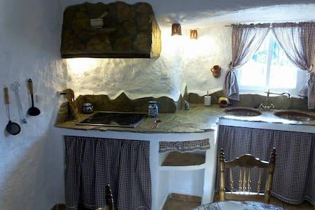 Cuevas Almugara - Lapicecus - Grot