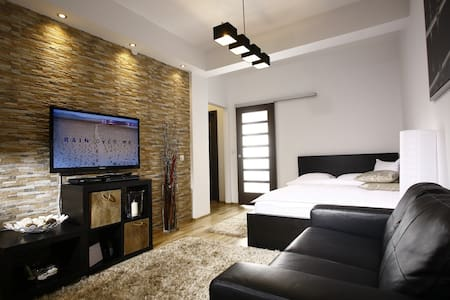 Fresh Studio in Old City Centre #10 - Bucarest - Appartement