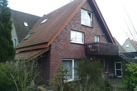 Zweiraumwohnung mit Küche/ ruhige Lage mit Garten - Hiddenhausen - Apartment