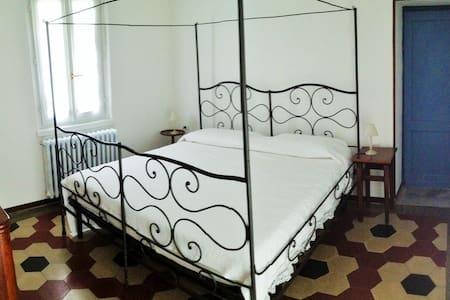 IL FIUME AZZURRO B&B, Camera Aqva - Castelletto sopra Ticino - Bed & Breakfast
