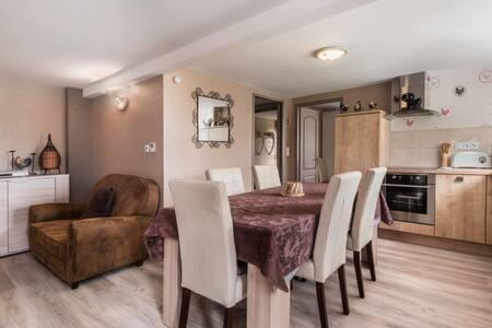 Gîte Le Poulailler - Appartement