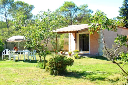 Comfortable studio near Avignon - Chalet