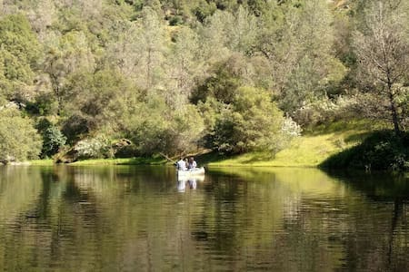 Camp 1000 Acre Ranch 45Min Yosemite - Coarsegold