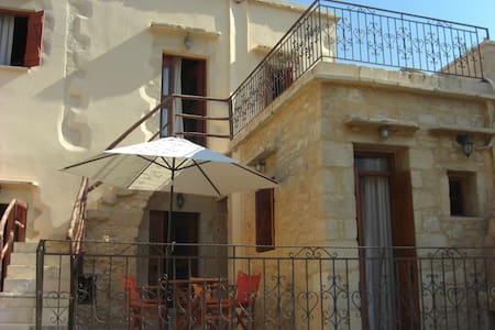 Patriko Residence (Chrysi) - Vafes - House