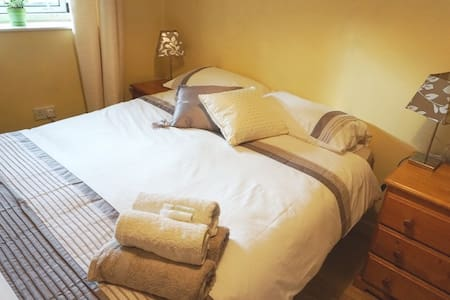 Central location, cozy double room