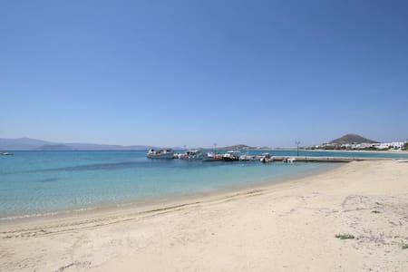 Agia Anna hotel, at the beach of Agia Anna Naxos - Altro