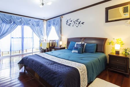 04.Spacious room w/ breakfast! -Bird- - Lapu-Lapu City - Hus