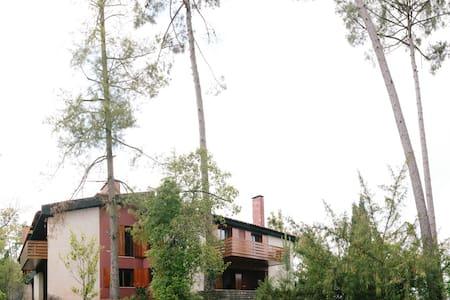 Casa modernista perto de Aveiro - Vila