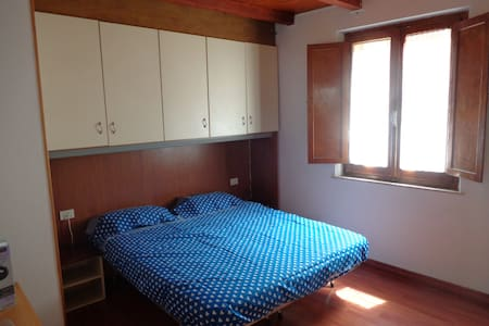 Doppia in  centro storico - Double bedroom - House