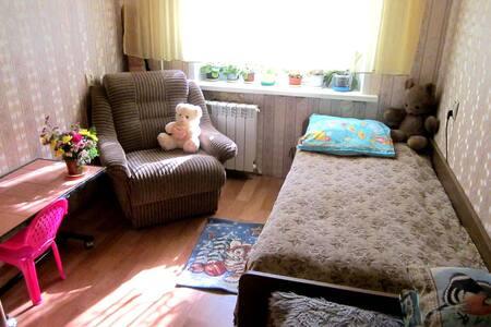 Уютная комната за 750 рублей - Appartamento
