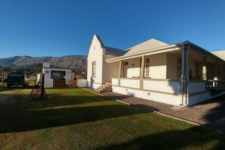 Ruth62 Barrydale - House