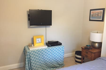 Shore  bedroom, close to beaches! - Berkeley Township - Haus