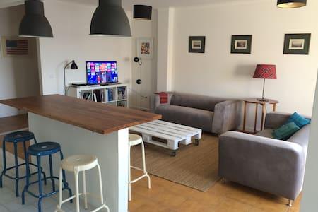 Apartamento centro Braga, terraço - Apartment