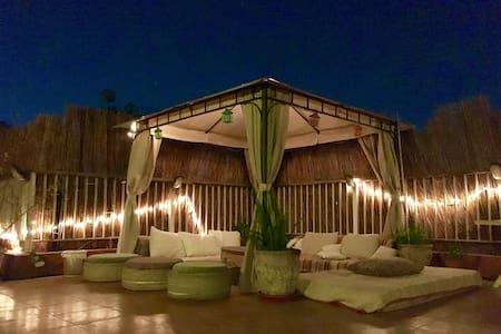 Cairo Rooftop Garden Studio - Lakás