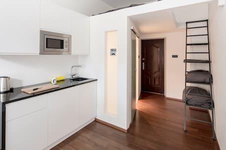 Comfy studio in central Sopot - Apartmen