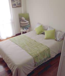 habitacion privada en hondarribia - Appartement