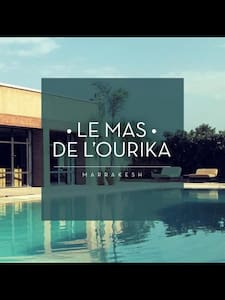 Le Mas de l'Ourika (14rooms-28pers) - Marrakesh - Vila