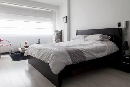 Habitacion doble en el Chico - Apartment