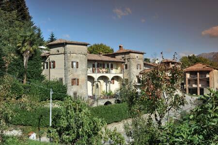 Antica Villa del 1636 Casa Marcello - Sillicano - Villa
